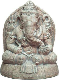 Stone  Ganesha idol