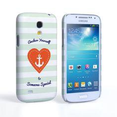Samsung Galaxy S4 Mini Anchor Love Heart Case #Red #Mint #White #Navy #Anchor #Heart #Typography #Illustration #sailor #Ship #Minimal #Valentine #Love #ValentinesDay #Gift #Present #Samsung #Galaxy #S4Mini #GalaxyS4Mini #SamsungS4Mini #Case #Cover #HardCase #PhoneCover