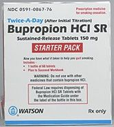 Facts About Bupropion