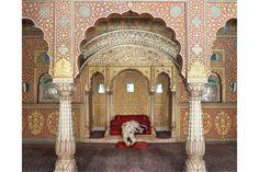 Waiting for Atman, Junargarh Fort, Bikaner.