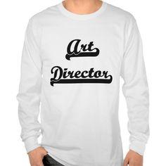 Art Director Artistic Job Design T Shirt, Hoodie Sweatshirt