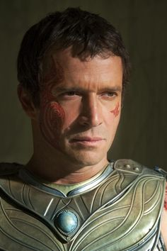 Hit the jump to check out this photo from the Andrew Stanton-directed film John Carter, featuring our new look at James Purefoy as Kantos Kan, a padwar in the navy of Helium. James Purefoy, Rome Hbo, Lynn Collins, Andrew Stanton, Dominic West, Mark Antony, John Carter Of Mars, Uk Actors, British Actors