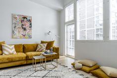 Myydään Kerrostalo, Yksiö - Turku, Jokiranta, Itäinen Rantakatu 74 - Etuovi.com 20034357 Couch, Furniture, Home Decor, Home, Settee, Decoration Home, Sofa, Room Decor, Home Furnishings