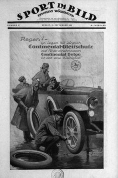 ÖNB-ANNO - Sport im Bild / September 1922