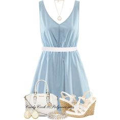 Pale blue and white...Contest