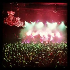 The Fillmore in San Francisco, CA - had many a crazy night here back in the