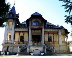 Bucharest, Arrow Keys, Close Image, Exterior Design, Hotels, Gardens, Memories, Mansions, World