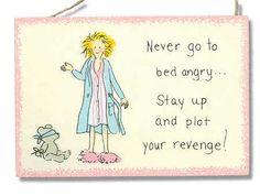 plot your revenge