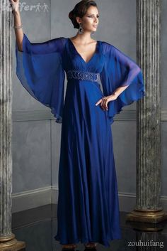 Oh my God this is the perfect bridesmaid dress! I love the color, I love the balance of modern and medieval, I love everything about it!