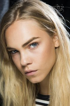 Don't Call Her Cara: Model Line Brems Weighs In on Her Breakout Season