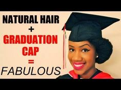 Pleasing Styles For Natural Hair Graduation And Style On Pinterest Short Hairstyles For Black Women Fulllsitofus