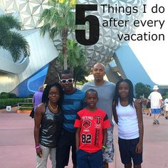 #DisneySMMC was uh-may-zing but then there's regular life. Those first 24 hours after vacation can be rough. Laundry cooking etc. Today I'm sharing  5 ways I handle vacation re-entry and make the transition from vacation back to everyday life go as smoothly as possible. Link in bio - http://ift.tt/1s1pFu8  #DisneySMMC #Disney #disneymom #DisneyFamily #tmom #TMOMDisney #travelingram #traveling #travel #traveldiaries #travelblogger #epcot #bloggerlife #epcotworldshowcase #vacation #myview…