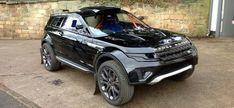 Milner LRM-1: Rallye-tauglicher Land Rover Evoque > News > Dogbox, Evoque, Land Rover, Milner Racing, Rallye > Autophorie.de