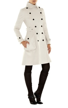 Karen Millen classic investment coat.
