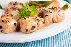 Tandoori salmon recipe - trying tomorrow.