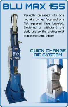 BLU MAX 155 Power Hammer