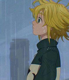 App Anime, Otaku Anime, Manga Anime, Seven Deadly Sins Anime, 7 Deadly Sins, Meliodas And Elizabeth, Cyberpunk Anime, 7 Sins, Seven Deady Sins