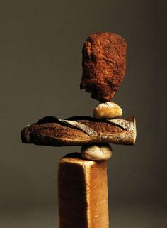 Barely Balanced Bread Photography : Still Life Images