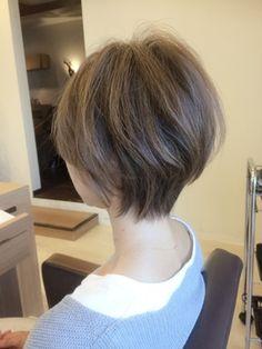 ショートボブ - 24時間いつでもWEB予約OK!ヘアスタイル10万点以上掲載!お気に入りの髪型、人気のヘアスタイルを探すならKirei Style[キレイスタイル]で。