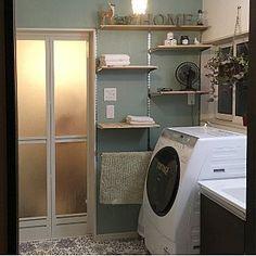 Bathroom/洗面所/100均/DIY/リメイク/ナチュラルインテリア...などのインテリア実例 - 2017-09-21 11:01:49