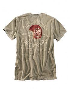 "Bad&Bold - Rude Riders T-Shirt ""Philosophy of Freedom"" - Rude Riders Clothing - Marken"