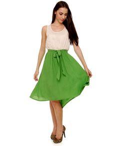 Lulus : Island Bungalow Color Block Dress