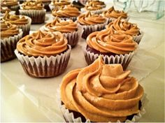 Two words: Reese's Cupcakes...need I say more?