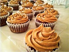 Reeses cupcake  recipe.