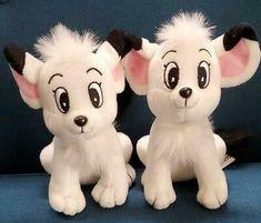 kimba the White Lion Jungle Emperor Leo Plush Doll Stuffed Toy 15×20cm 2 Set   eBay Kimba The White Lion, Stuffed Toy, 2 Set, Plush Dolls, Emperor, Leo, Hello Kitty, Im Not Perfect, Japan