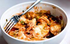 Kimchi eli korealainen kiinankaali