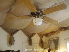 berlap ceiling treatment