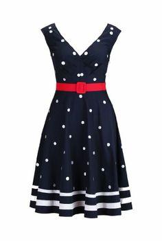 eShakti Women's Polka dot embellished poplin dress XS-0 Short Deep navy/white/red eShakti,http://www.amazon.com/dp/B00IWS4ZW6/ref=cm_sw_r_pi_dp_fdBitb0NENMPBW01