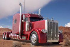 Peterbilt Custom Rig - truck, semi, peterbilt, big rig