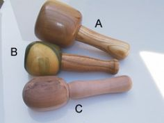 woodturning carving mallets - Google Search