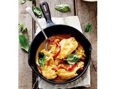 Perfekt hverdagsmiddag av kylling som er både sunn og lettlaget