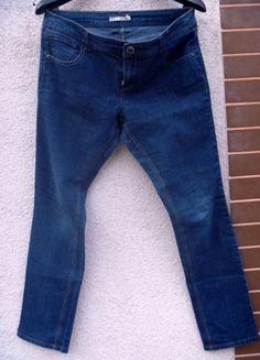 Kup mój przedmiot na #vintedpl http://www.vinted.pl/damska-odziez/rurki/9830330-jeansy-rurki-kolor-ciemno-niebieski