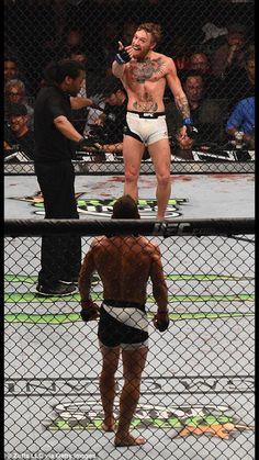 McGregor vs Mendes