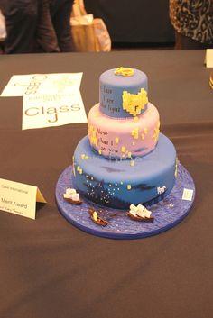 Rapunzel / Tangled Cake. Amazing