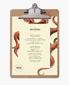 88 20 Impressive Restaurant Menu Designs