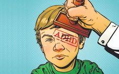 Deze tekst over ADHD is één van de beste die we ooit heb gelezen..