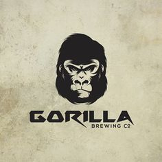Design de logotipos para Gorilla Brewing Co. por maximage