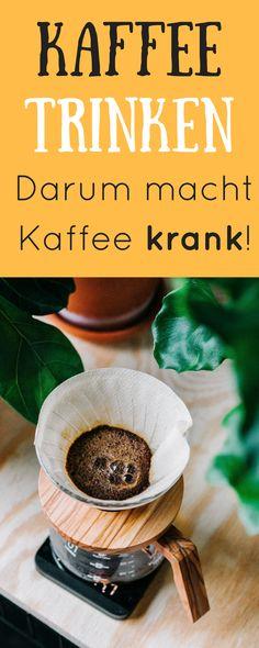 Darum macht Kaffee krank. Wach werden ohne Kaffee. Die super Kaffee Alternativen ohne Koffein, die auch sehr wach machen, aber viel gesünder sind. Ist Kaffee wirklich ungesund? Warum ist Kaffee schlecht für die Umwelt? All diesen Fragen rund um das Thema Kaffee + 3 super tolle Alternativen zum Kaffee gibt es im Beitrag.