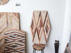Ariele Alasko, arte en madera | tránsito inicial