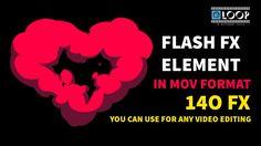 Flash Animation 140 Element