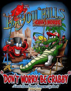 Menu | Bayou Bills
