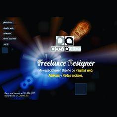 Visita mi página web renovada: www.deibyaviles.xyz  #diseñoweb #CommunityManager #marketingweb