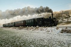 Die Steyrtalbahn zu Silvester. Mit Volldampf ins neue Jahr .Photo:Andreas Auinger/ Steyr Steyr, Andreas, Steam Locomotive, Austria, Club, New Years Eve