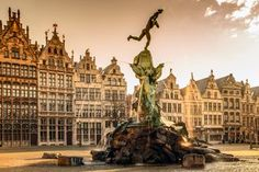 Antwerp city guide: Where to eat, drink, shop and stay in Belgium's coolest city List Of Cities, Best Cities, Destinations, Antwerp Belgium, Travel Reviews, Sound & Vision, Koh Tao, Group Tours, Culture Travel