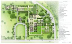community garden layout