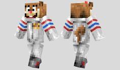 Sandy Skin para Minecraft